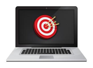 Target Laptop