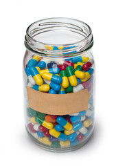 Jar of Happy Pills