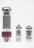 Vacuum tube set ecc83 el34