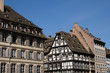 France, La Place de la Cathedrale in Strasbourg