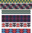 Seamless Beadwork Ornaments Co...
