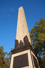 London, Cleopatra's Needle, UK