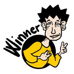 Winner kid