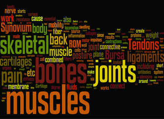 How the Skeletal Muscles cause Back Pain