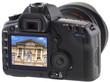mairie d'Avignon sur écran appareil photo