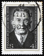 Postage stamp Austria 1974 Franz Schmidt, Composer, Cellist and