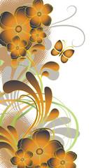 floral jaune
