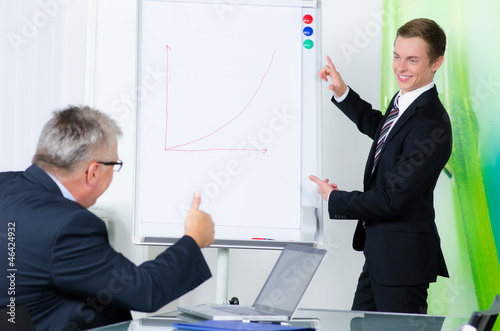 geschäftliche besprechung
