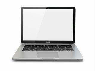 Laptop. 3d