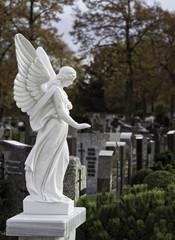 Engel mit Fluegel