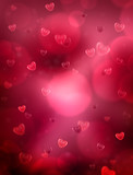 Fototapety Romantischer Hintergrund