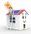 3D - Solar house01