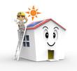 3D - Solar house03