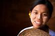 Pretty Myanmar girl