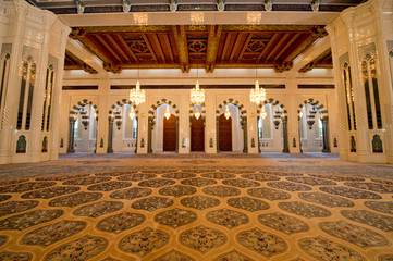 Sultan Qaboos Mosque