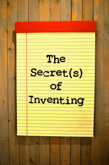 Sign the secrets of inventing