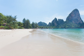 Thailand - Railay West Beach - Krabi