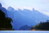 Khao-Sok, the popular national park of Thailand