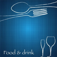 Menu Restaurant_ food & drink