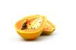 Half Papaya