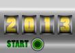 Buon 2013 vector
