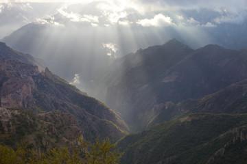 coper canyon, sierra madre