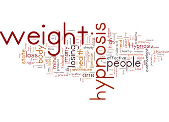 Hypnosis Weight Loss