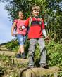 Kids beim Wandern