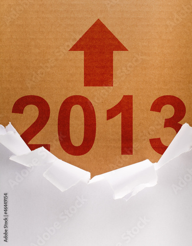 Unpacking the new and better year 2013