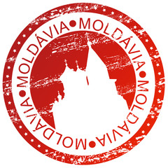Carimbo - Moldávia