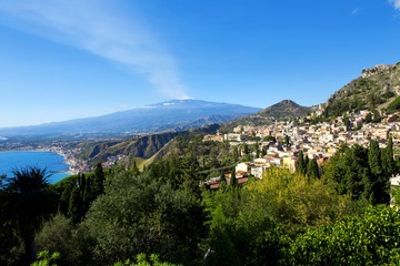 Taormina, Etna - Sicily