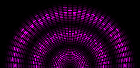 Purple abstract background