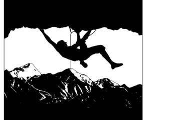 Bergsteigen, Freiklettern