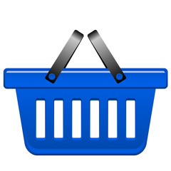 Vector illustration of shopping-cart