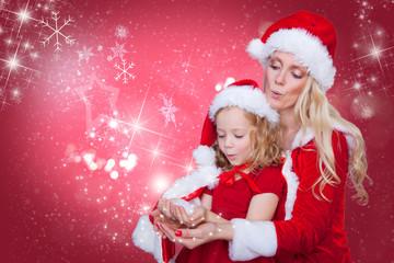 weihnachten familie