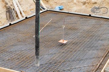 Bodenplatte Keller
