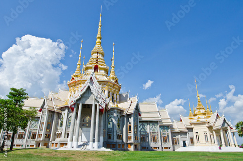 Beautiful Thai style church