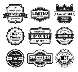 Badges Collection 02