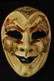 Máscara religiosa de hombre
