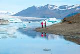 Fototapety Jokulsarlon bay, Iceland