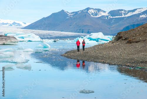 Jokulsarlon bay, Iceland - 46466903