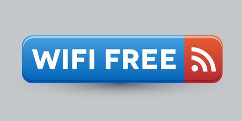 WiFi button icon