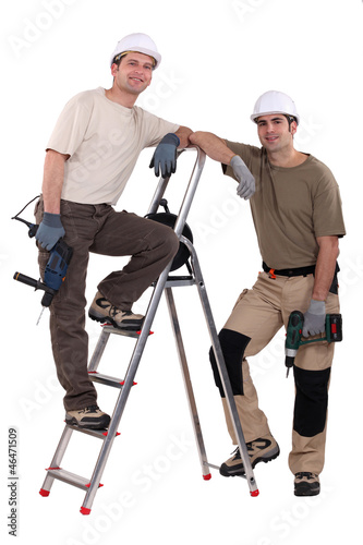 Builders with powertools