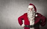 Fototapety Santa Claus Look