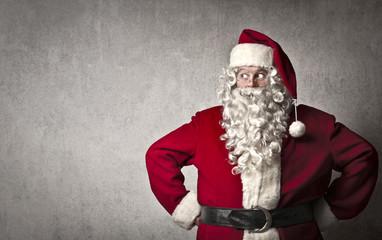 Santa Claus Look