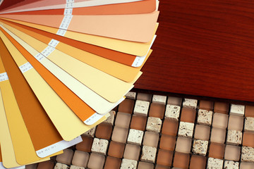 open pantone sample colors catalogue
