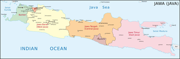 Java, Indonesien