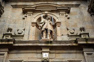 Monasterio de San Paio, Santiago de Compostela
