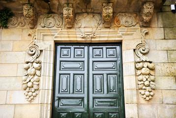 Casa de la Parra, Santiago de Compostela