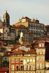 Edificios representativos de Oporto